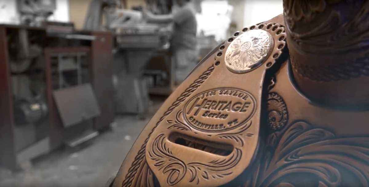 Handcrafted and Top Quality Custom Saddles | Jim Taylor Saddlery